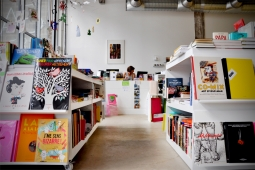 Librairie HAB Galerie  - The Real Real Great 3D Experience - by Pesberg - Nantes