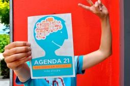 Agenda 21 mairie d'indre (44)