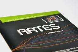 Plaquette Artes formations Nantes