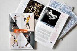 Programme saison 2013-2014, Le quatrain - Haute-Goulaine (44)
