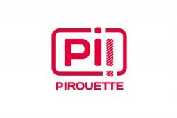 Logo Boutique Pirouette à Nantes