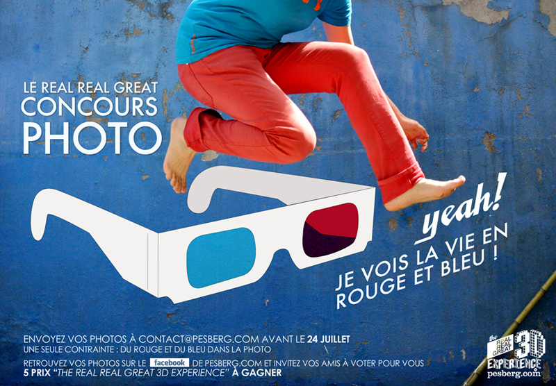 Le real real great concours - pesberg - 3D Nantes