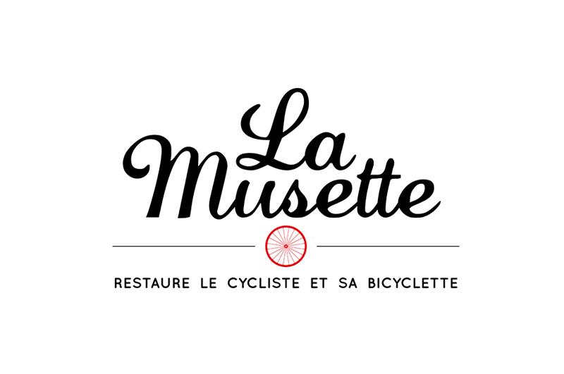 Logo la musette cyclocafé à Nantes